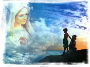 P. Maria a kluk