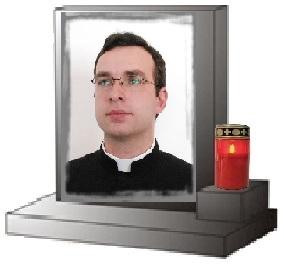 Pomník P. Františka Dostála